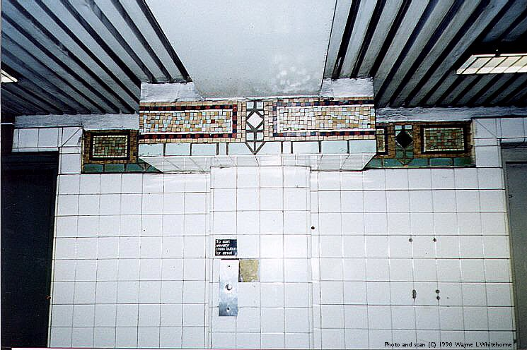 (96k, 745x496)<br><b>Country:</b> United States<br><b>City:</b> New York<br><b>System:</b> New York City Transit<br><b>Line:</b> IRT Brooklyn Line<br><b>Location:</b> Clark Street<br><b>Photo by:</b> Wayne Whitehorne<br><b>Date:</b> 3/21/1998<br><b>Viewed (this week/total):</b> 3 / 6075