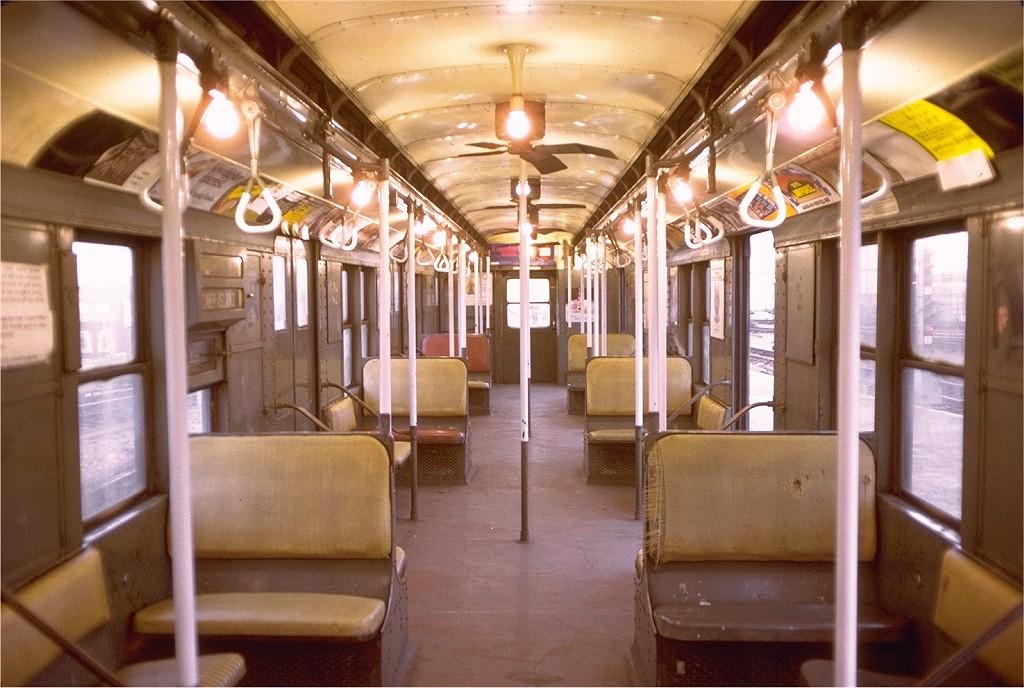 (214k, 1024x688)<br><b>Country:</b> United States<br><b>City:</b> New York<br><b>System:</b> New York City Transit<br><b>Route:</b> F<br><b>Car:</b> R-6-3 (American Car & Foundry, 1935) 1071 <br><b>Photo by:</b> Doug Grotjahn<br><b>Collection of:</b> Joe Testagrose<br><b>Date:</b> 12/14/1974<br><b>Viewed (this week/total):</b> 15 / 14632