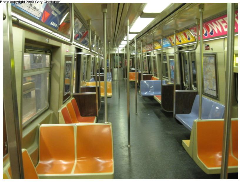 (135k, 820x620)<br><b>Country:</b> United States<br><b>City:</b> New York<br><b>System:</b> New York City Transit<br><b>Car:</b> R-46 (Pullman-Standard, 1974-75) 5911 <br><b>Photo by:</b> Gary Chatterton<br><b>Date:</b> 4/5/2009<br><b>Viewed (this week/total):</b> 7 / 6622
