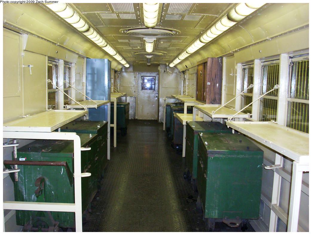 (302k, 1044x788)<br><b>Country:</b> United States<br><b>City:</b> New York<br><b>System:</b> New York City Transit<br><b>Location:</b> New York Transit Museum<br><b>Car:</b> R-95 Revenue Collector 0R714 (ex-7194)<br><b>Photo by:</b> Zach Summer<br><b>Date:</b> 7/22/2008<br><b>Viewed (this week/total):</b> 21 / 4519