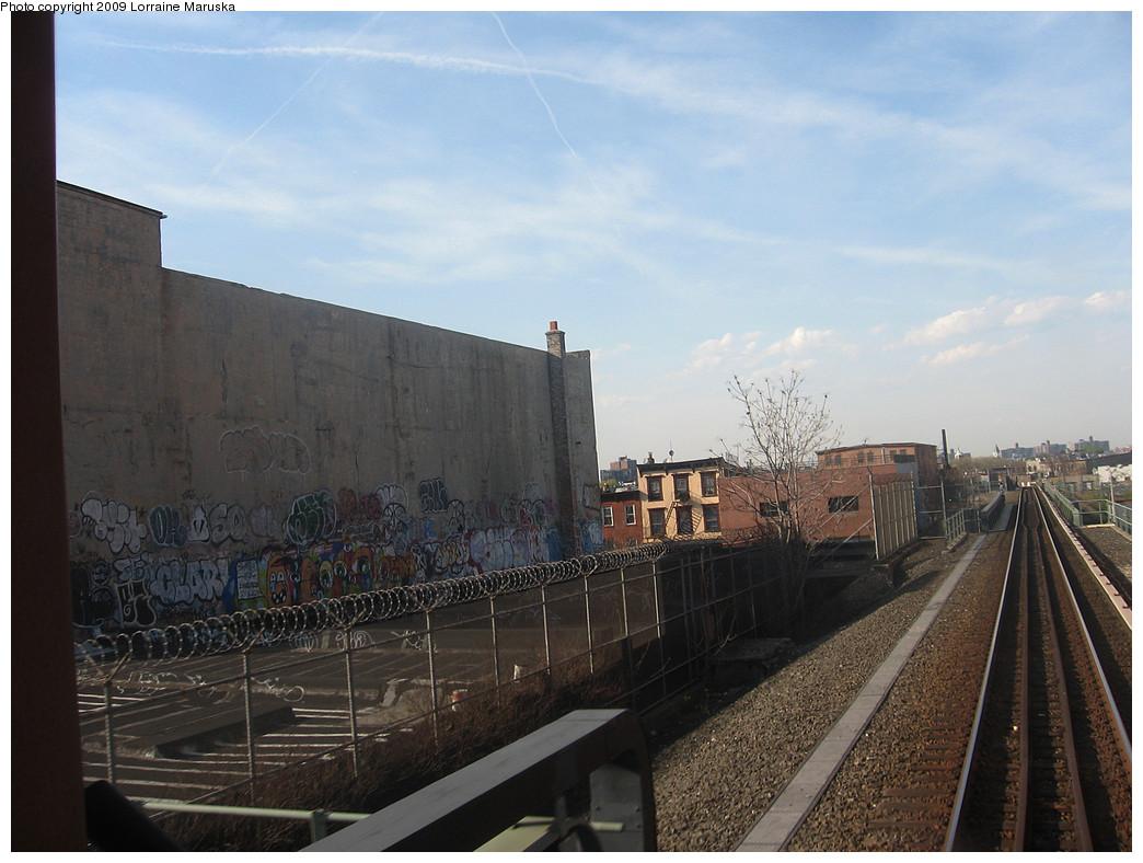 (252k, 1044x788)<br><b>Country:</b> United States<br><b>City:</b> New York<br><b>System:</b> New York City Transit<br><b>Line:</b> BMT Franklin Shuttle<br><b>Location:</b> Dean Street<br><b>Photo by:</b> Lorraine Maruska<br><b>Date:</b> 4/26/2009<br><b>Notes:</b> Site of former Dean Street Station.<br><b>Viewed (this week/total):</b> 1 / 4499