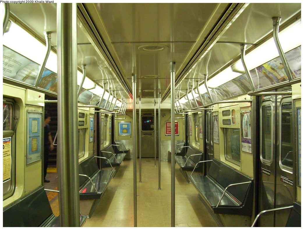 (281k, 1044x788)<br><b>Country:</b> United States<br><b>City:</b> New York<br><b>System:</b> New York City Transit<br><b>Route:</b> R<br><b>Car:</b> R-40M (St. Louis, 1969) 4531 <br><b>Photo by:</b> Khalis Ward<br><b>Date:</b> 8/19/2009<br><b>Viewed (this week/total):</b> 2 / 4996