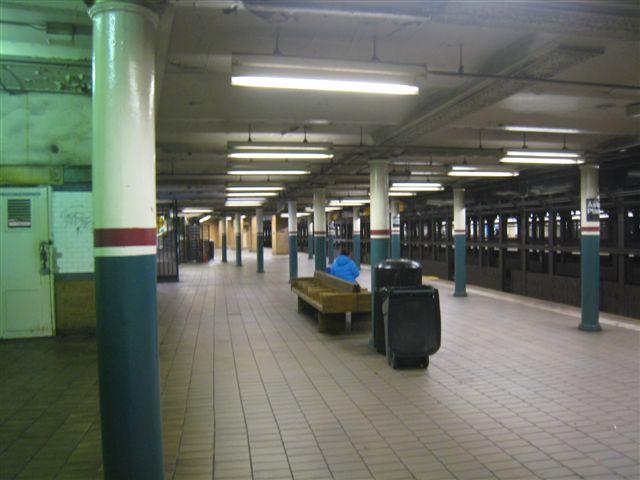 (45k, 640x480)<br><b>Country:</b> United States<br><b>City:</b> New York<br><b>System:</b> New York City Transit<br><b>Line:</b> IRT East Side Line<br><b>Location:</b> Astor Place<br><b>Photo by:</b> David Blair<br><b>Date:</b> 2/21/2010<br><b>Notes:</b> Downtown side.<br><b>Viewed (this week/total):</b> 0 / 1532