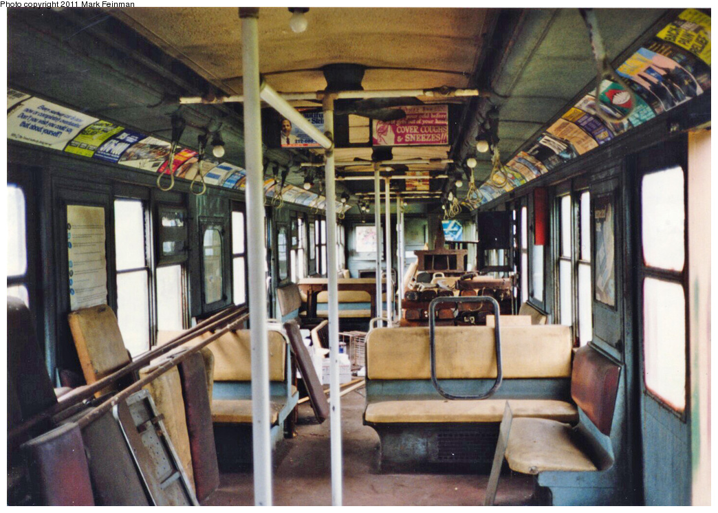 (387k, 1044x746)<br><b>Country:</b> United States<br><b>City:</b> East Haven/Branford, Ct.<br><b>System:</b> Shore Line Trolley Museum<br><b>Car:</b> BMT A/B-Type Standard 2775 <br><b>Photo by:</b> Mark S. Feinman<br><b>Date:</b> 10/8/1994<br><b>Viewed (this week/total):</b> 11 / 2849