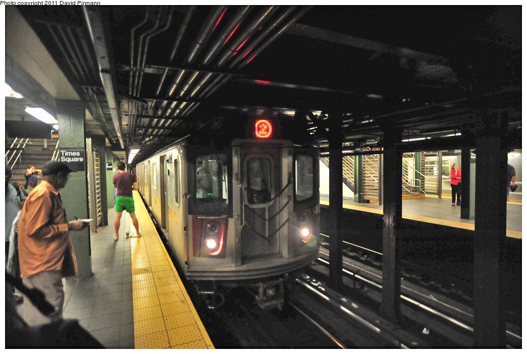 (254k, 1044x701)<br><b>Country:</b> United States<br><b>City:</b> New York<br><b>System:</b> New York City Transit<br><b>Line:</b> IRT West Side Line<br><b>Location:</b> Times Square/42nd Street<br><b>Route:</b> 2<br><b>Car:</b> R-142 (Primary Order, Bombardier, 1999-2002) 6475 <br><b>Photo by:</b> David Pirmann<br><b>Date:</b> 9/24/2011<br><b>Viewed (this week/total):</b> 0 / 1777