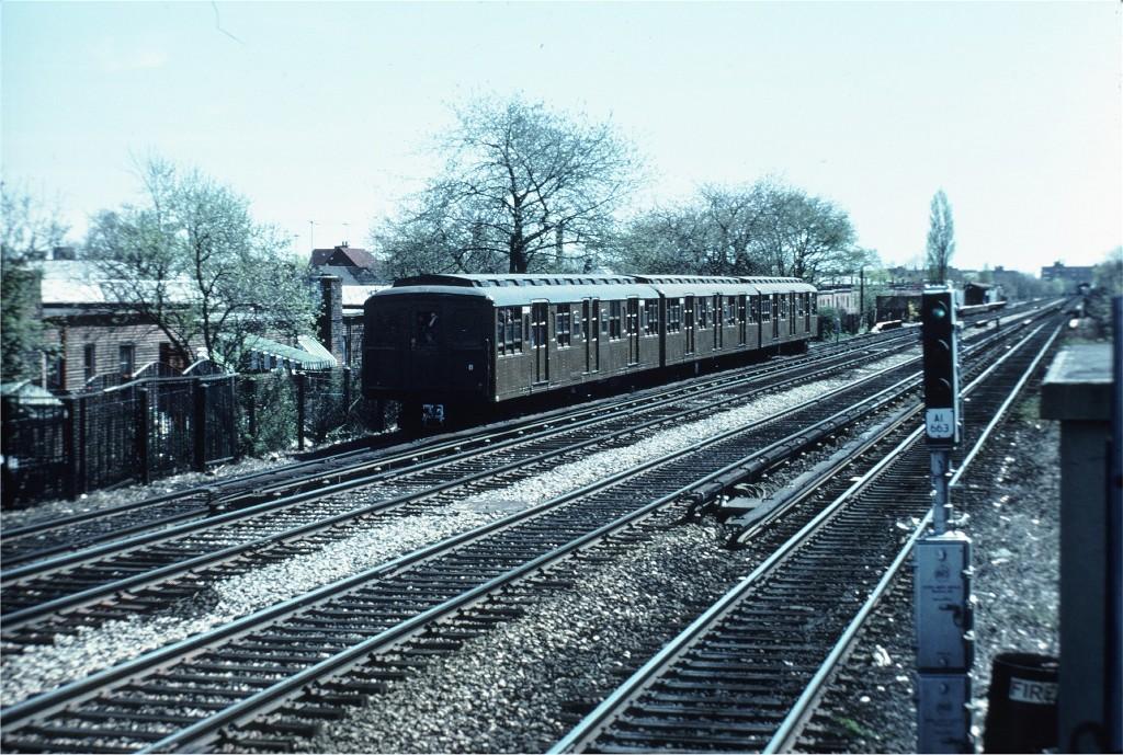 (250k, 1024x689)<br><b>Country:</b> United States<br><b>City:</b> New York<br><b>System:</b> New York City Transit<br><b>Line:</b> BMT Brighton Line<br><b>Location:</b> Avenue U<br><b>Route:</b> Fan Trip<br><b>Car:</b> BMT A/B-Type Standard 2390 <br><b>Photo by:</b> Steve Zabel<br><b>Collection of:</b> Joe Testagrose<br><b>Date:</b> 4/16/1977<br><b>Viewed (this week/total):</b> 1 / 1486