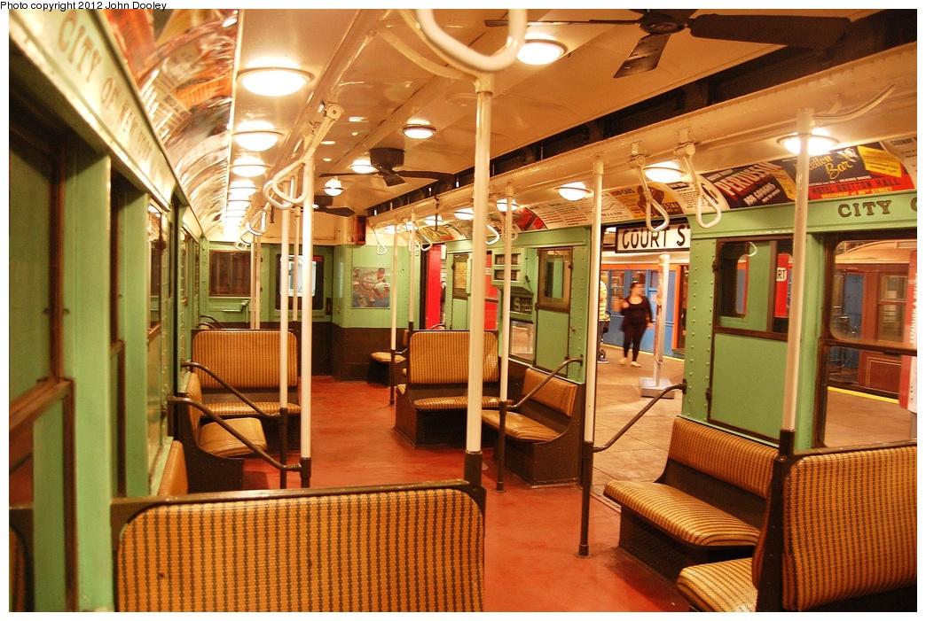(391k, 1044x701)<br><b>Country:</b> United States<br><b>City:</b> New York<br><b>System:</b> New York City Transit<br><b>Car:</b> R-4 (American Car & Foundry, 1932-1933) 484 <br><b>Photo by:</b> John Dooley<br><b>Date:</b> 10/2/2011<br><b>Viewed (this week/total):</b> 1 / 2696