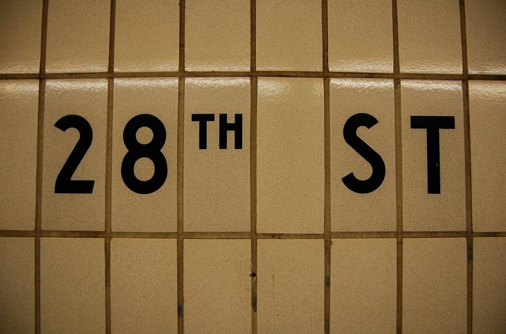 (350k, 1024x676)<br><b>Country:</b> United States<br><b>City:</b> New York<br><b>System:</b> New York City Transit<br><b>Line:</b> IRT West Side Line<br><b>Location:</b> 28th Street<br><b>Photo by:</b> John Dooley<br><b>Date:</b> 2/26/2012<br><b>Viewed (this week/total):</b> 0 / 1735