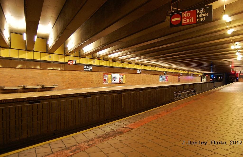 (331k, 1024x663)<br><b>Country:</b> United States<br><b>City:</b> New York<br><b>System:</b> New York City Transit<br><b>Line:</b> IND 63rd Street Line<br><b>Location:</b> 21st Street/Queensbridge<br><b>Photo by:</b> John Dooley<br><b>Date:</b> 2/29/2012<br><b>Viewed (this week/total):</b> 2 / 1624