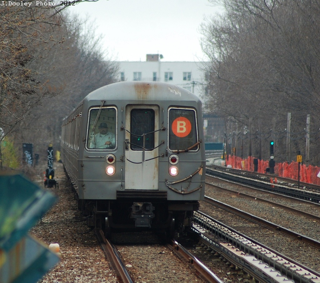 (430k, 1024x905)<br><b>Country:</b> United States<br><b>City:</b> New York<br><b>System:</b> New York City Transit<br><b>Line:</b> BMT Brighton Line<br><b>Location:</b> Neck Road<br><b>Route:</b> B<br><b>Car:</b> R-68A (Kawasaki, 1988-1989) 5188 <br><b>Photo by:</b> John Dooley<br><b>Date:</b> 3/21/2012<br><b>Viewed (this week/total):</b> 2 / 1801