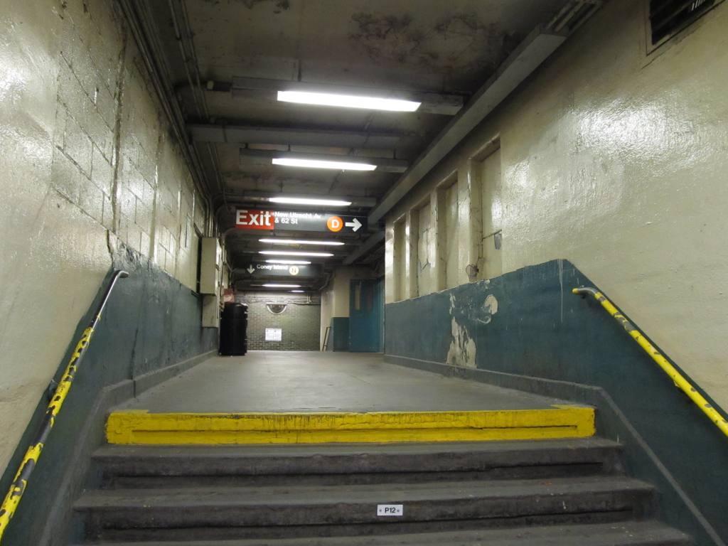 (95k, 1024x768)<br><b>Country:</b> United States<br><b>City:</b> New York<br><b>System:</b> New York City Transit<br><b>Line:</b> BMT West End Line<br><b>Location:</b> 62nd Street<br><b>Photo by:</b> Robbie Rosenfeld<br><b>Date:</b> 6/11/2012<br><b>Viewed (this week/total):</b> 3 / 1210