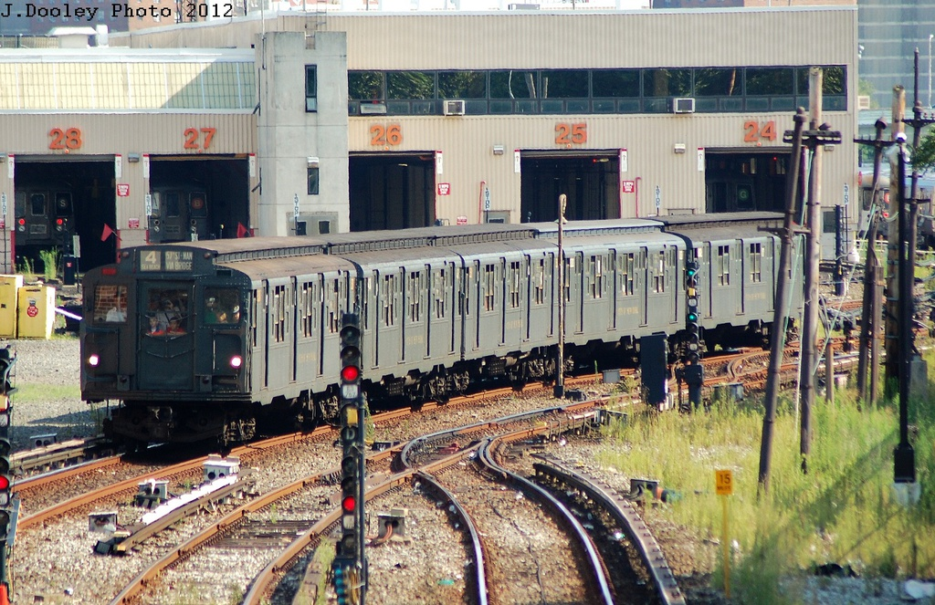(409k, 1024x663)<br><b>Country:</b> United States<br><b>City:</b> New York<br><b>System:</b> New York City Transit<br><b>Line:</b> BMT Sea Beach Line<br><b>Location:</b> 86th Street<br><b>Route:</b> Transit Museum Nostalgia Train<br><b>Car:</b> R-6-1 (Pressed Steel, 1936) 1300 <br><b>Photo by:</b> John Dooley<br><b>Date:</b> 7/29/2012<br><b>Viewed (this week/total):</b> 0 / 1642