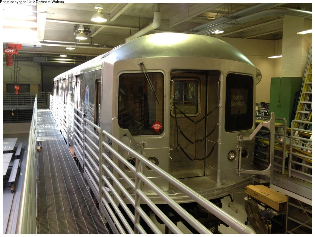 (305k, 1044x788)<br><b>Country:</b> United States<br><b>City:</b> New York<br><b>System:</b> New York City Transit<br><b>Location:</b> East New York High School of Transit Technology<br><b>Car:</b> R-42 (St. Louis, 1969-1970) 4737 <br><b>Photo by:</b> DeAndre Walters<br><b>Date:</b> 10/16/2012<br><b>Viewed (this week/total):</b> 10 / 4725