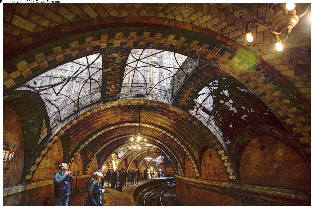 (465k, 1044x696)<br><b>Country:</b> United States<br><b>City:</b> New York<br><b>System:</b> New York City Transit<br><b>Line:</b> IRT East Side Line<br><b>Location:</b> City Hall<br><b>Photo by:</b> David Pirmann<br><b>Date:</b> 4/13/2013<br><b>Viewed (this week/total):</b> 5 / 3871
