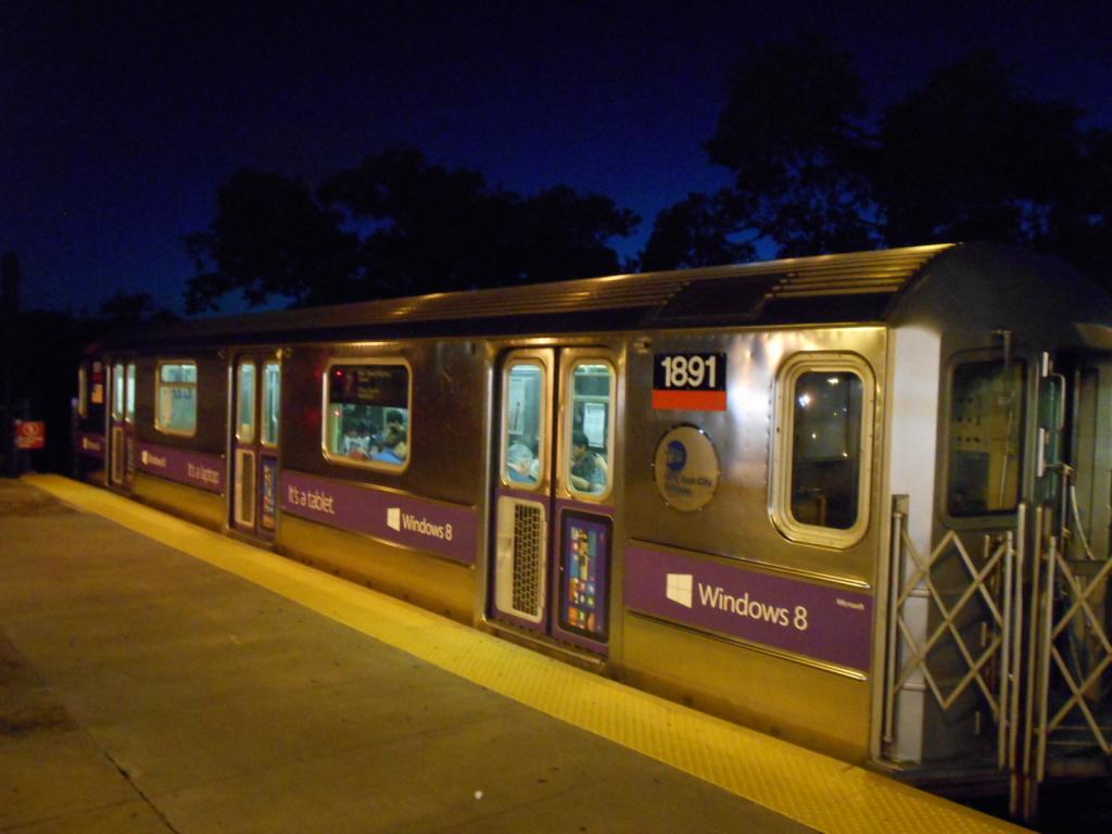 (370k, 1024x768)<br><b>Country:</b> United States<br><b>City:</b> New York<br><b>System:</b> New York City Transit<br><b>Line:</b> IRT Flushing Line<br><b>Location:</b> Willets Point/Mets (fmr. Shea Stadium)<br><b>Route:</b> 7<br><b>Car:</b> R-62A (Bombardier, 1984-1987) 1891 <br><b>Photo by:</b> Gary Chatterton<br><b>Date:</b> 6/11/2013<br><b>Viewed (this week/total):</b> 1 / 1605