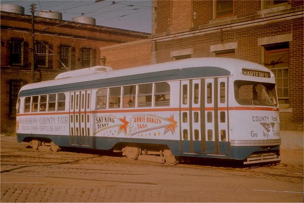 (193k, 1024x686)<br><b>Country:</b> United States<br><b>City:</b> Pittsburgh, PA<br><b>System:</b> PAT<br><b>Car:</b> Pittsburgh Railways/PAT PCC 1449 <br><b>Collection of:</b> Joe Testagrose<br><b>Viewed (this week/total):</b> 0 / 14220