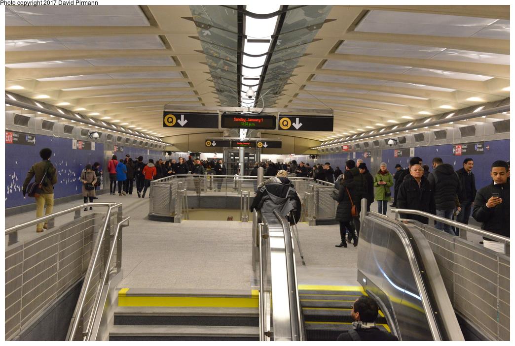 (307k, 1044x703)<br><b>Country:</b> United States<br><b>City:</b> New York<br><b>System:</b> New York City Transit<br><b>Line:</b> 2nd Avenue Subway<br><b>Location:</b> 96th Street<br><b>Photo by:</b> David Pirmann<br><b>Date:</b> 1/1/2017<br><b>Viewed (this week/total):</b> 0 / 847