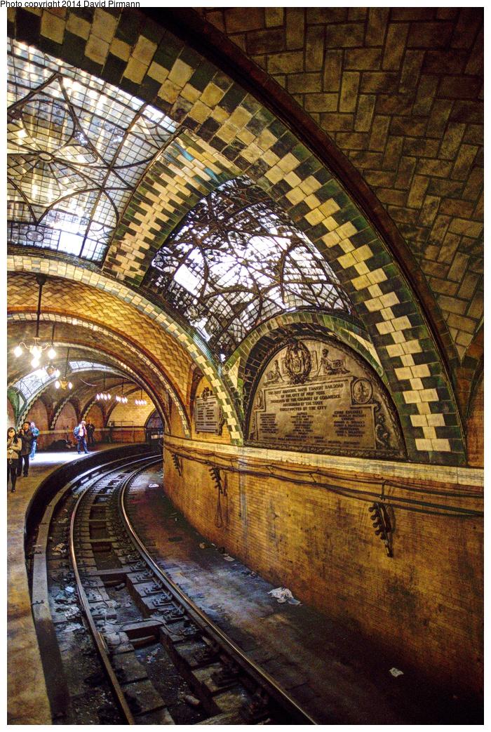 (485k, 700x1043)<br><b>Country:</b> United States<br><b>City:</b> New York<br><b>System:</b> New York City Transit<br><b>Line:</b> IRT East Side Line<br><b>Location:</b> City Hall<br><b>Photo by:</b> David Pirmann<br><b>Date:</b> 4/13/2013<br><b>Viewed (this week/total):</b> 0 / 2322