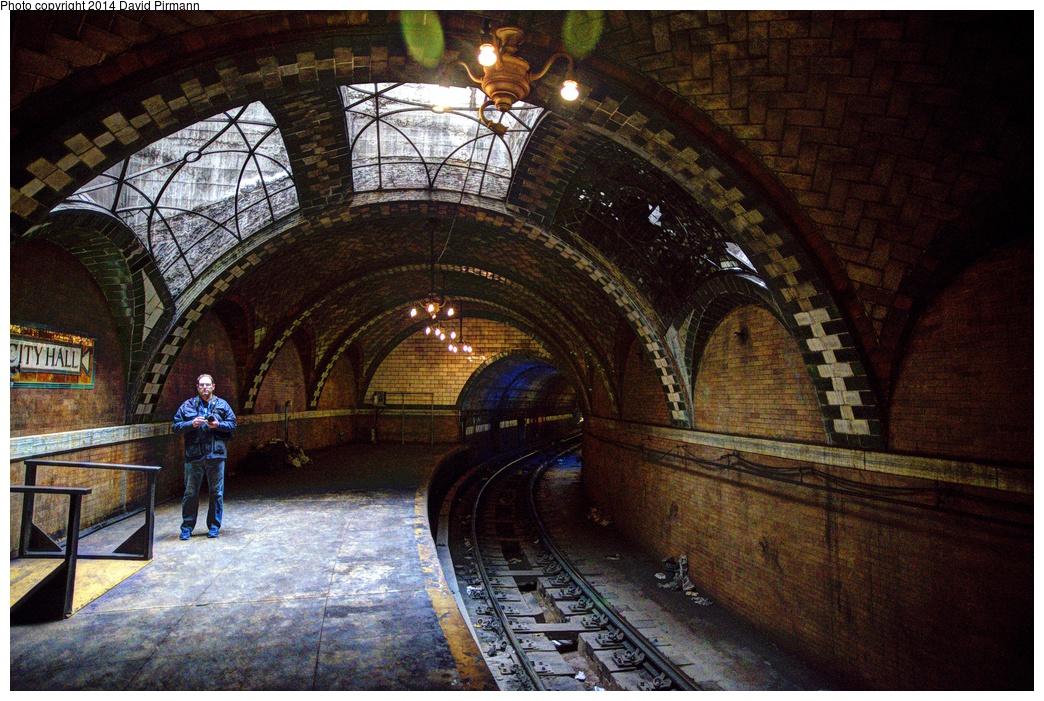 (403k, 1044x701)<br><b>Country:</b> United States<br><b>City:</b> New York<br><b>System:</b> New York City Transit<br><b>Line:</b> IRT East Side Line<br><b>Location:</b> City Hall<br><b>Photo by:</b> David Pirmann<br><b>Date:</b> 4/13/2013<br><b>Viewed (this week/total):</b> 2 / 2833