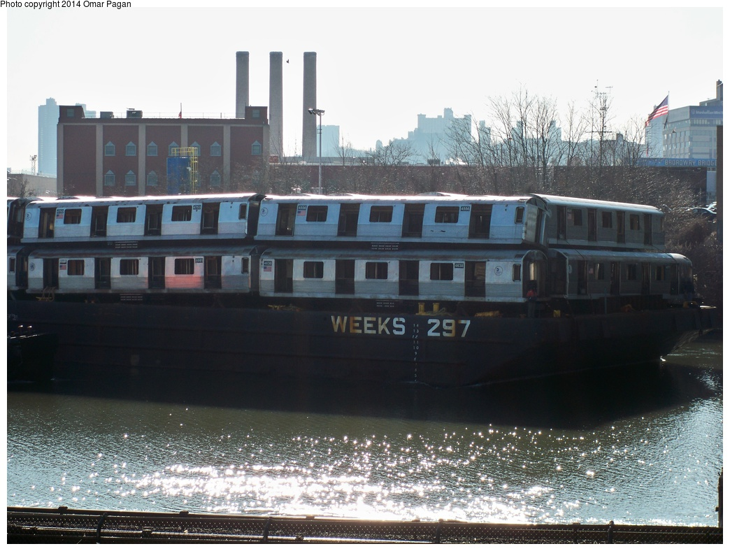 (308k, 1044x788)<br><b>Country:</b> United States<br><b>City:</b> New York<br><b>System:</b> New York City Transit<br><b>Location:</b> 207th Street Yard<br><b>Car:</b> R-42 (St. Louis, 1969-1970) 4753/4556/4661/4638 <br><b>Photo by:</b> Omar Pagan<br><b>Date:</b> 1/23/2010<br><b>Viewed (this week/total):</b> 1 / 1461