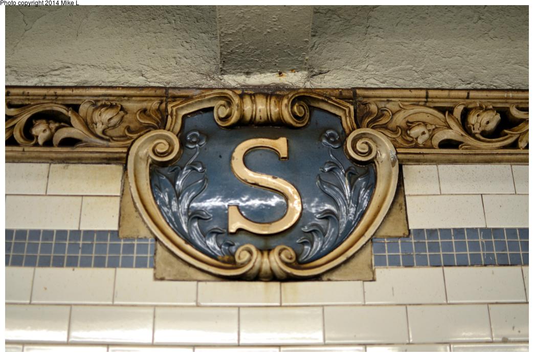 (321k, 1044x698)<br><b>Country:</b> United States<br><b>City:</b> New York<br><b>System:</b> New York City Transit<br><b>Line:</b> IRT East Side Line<br><b>Location:</b> Spring Street<br><b>Photo by:</b> Mike L.<br><b>Date:</b> 6/29/2013<br><b>Viewed (this week/total):</b> 0 / 1206