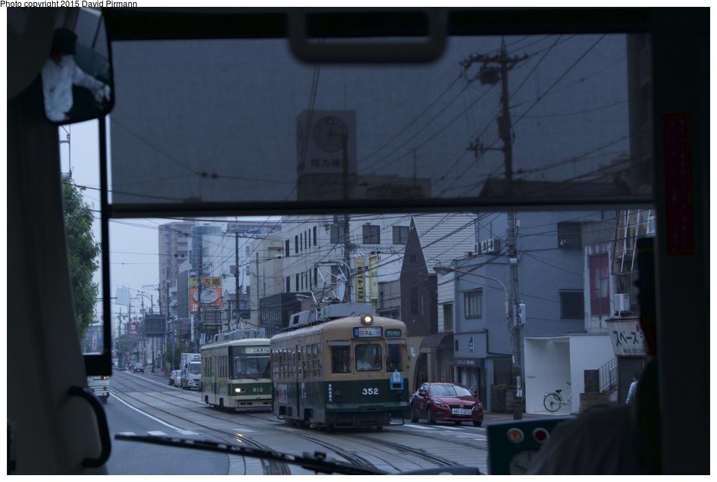 (187k, 1044x703)<br><b>Country:</b> Japan<br><b>City:</b> Hiroshima<br><b>System:</b> Hiroden (Hiroshima Electric Railway)<br><b>Location:</b> U10 Hirodaifuzokugakkou-mae 広大附属学校前<br><b>Car:</b>  812/352 <br><b>Photo by:</b> David Pirmann<br><b>Date:</b> 6/11/2015<br><b>Viewed (this week/total):</b> 0 / 549