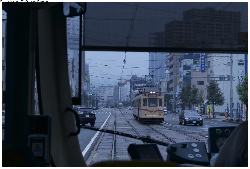 (185k, 1044x703)<br><b>Country:</b> Japan<br><b>City:</b> Hiroshima<br><b>System:</b> Hiroden (Hiroshima Electric Railway)<br><b>Location:</b> U7 Hiroden-honsha-mae 広電本社前<br><b>Car:</b>  3004 <br><b>Photo by:</b> David Pirmann<br><b>Date:</b> 6/11/2015<br><b>Viewed (this week/total):</b> 1 / 527