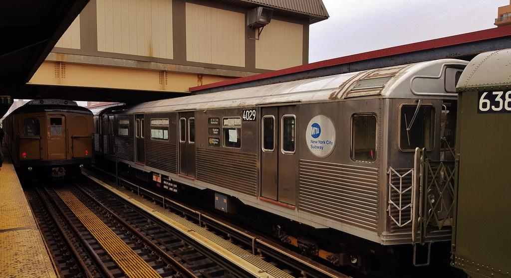 (258k, 1024x558)<br><b>Country:</b> United States<br><b>City:</b> New York<br><b>System:</b> New York City Transit<br><b>Line:</b> BMT Brighton Line<br><b>Location:</b> Brighton Beach<br><b>Route:</b> Museum Train Service<br><b>Car:</b> R-38 (St. Louis, 1966-1967) 4029 <br><b>Photo by:</b> John Dooley<br><b>Date:</b> 6/27/2015<br><b>Viewed (this week/total):</b> 3 / 1562