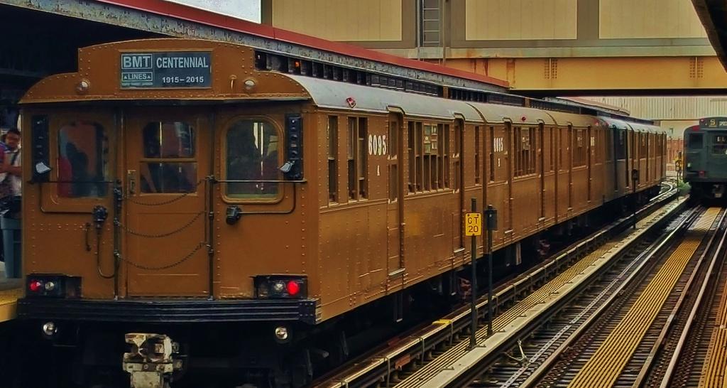 (249k, 1024x546)<br><b>Country:</b> United States<br><b>City:</b> New York<br><b>System:</b> New York City Transit<br><b>Line:</b> BMT Brighton Line<br><b>Location:</b> Brighton Beach<br><b>Route:</b> Museum Train Service<br><b>Car:</b> BMT D-Type Triplex 6095 <br><b>Photo by:</b> John Dooley<br><b>Date:</b> 6/27/2015<br><b>Viewed (this week/total):</b> 2 / 1131