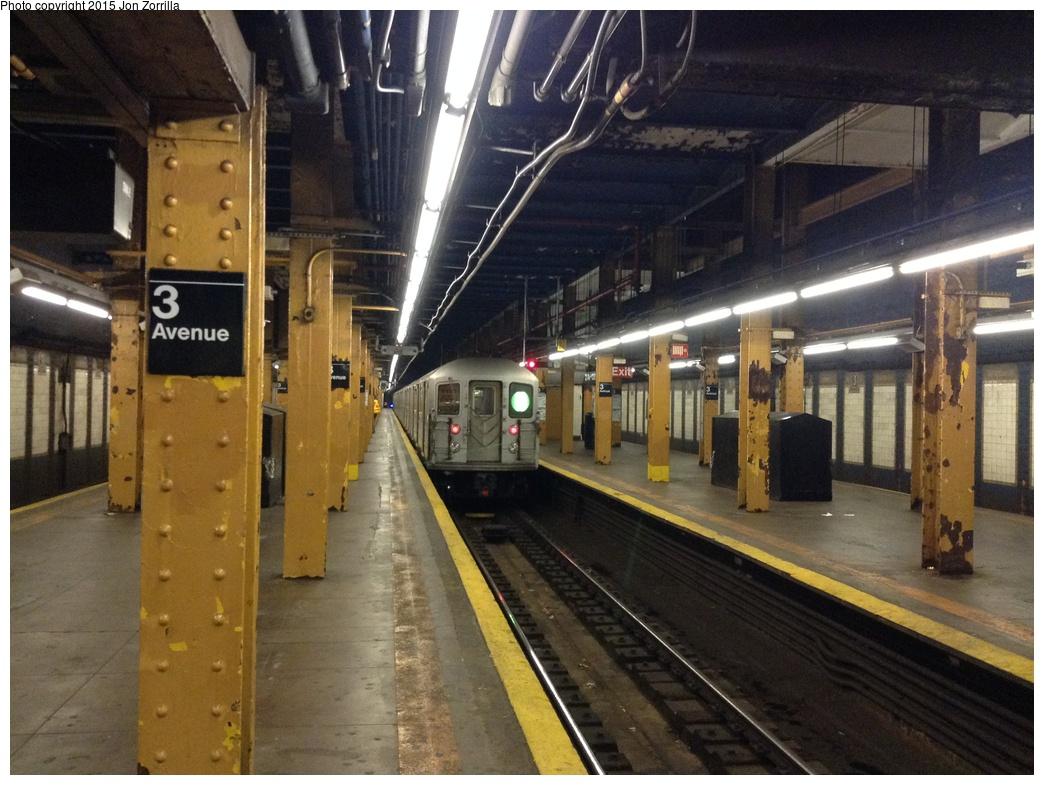 (316k, 1044x785)<br><b>Country:</b> United States<br><b>City:</b> New York<br><b>System:</b> New York City Transit<br><b>Line:</b> IRT Pelham Line<br><b>Location:</b> 3rd Avenue/138th Street<br><b>Route:</b> 6<br><b>Car:</b> R-62A (Bombardier, 1984-1987) 1811 <br><b>Photo by:</b> Jon Zorrilla<br><b>Date:</b> 6/11/2015<br><b>Viewed (this week/total):</b> 2 / 1662