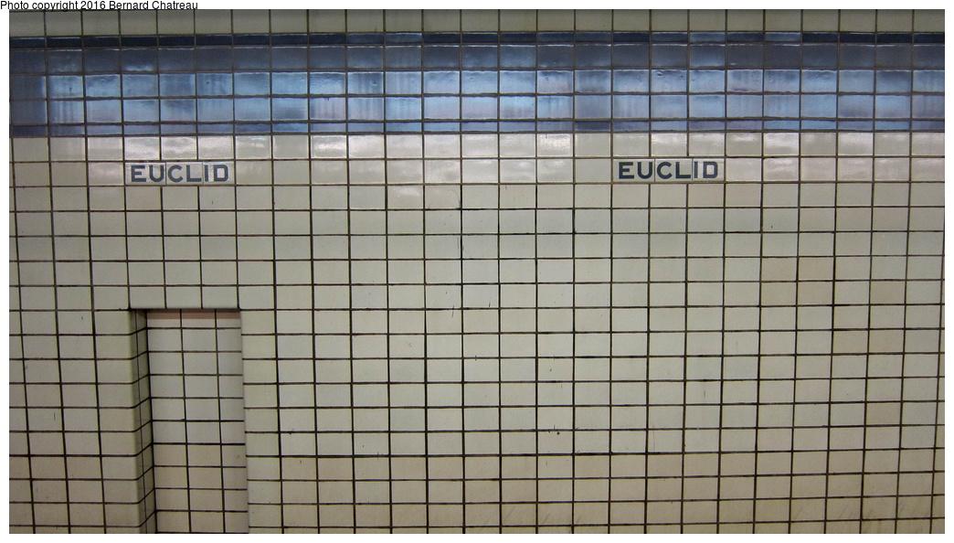 (252k, 1044x594)<br><b>Country:</b> United States<br><b>City:</b> New York<br><b>System:</b> New York City Transit<br><b>Line:</b> IND Fulton Street Line<br><b>Location:</b> Euclid Avenue<br><b>Photo by:</b> Bernard Chatreau<br><b>Date:</b> 9/25/2011<br><b>Viewed (this week/total):</b> 1 / 789