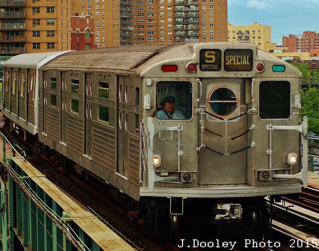 (455k, 1024x807)<br><b>Country:</b> United States<br><b>City:</b> New York<br><b>System:</b> New York City Transit<br><b>Line:</b> BMT Brighton Line<br><b>Location:</b> West 8th Street<br><b>Route:</b> Fan Trip<br><b>Car:</b> R-11 (Budd, 1949) 8014 <br><b>Photo by:</b> John Dooley<br><b>Date:</b> 6/28/2015<br><b>Viewed (this week/total):</b> 0 / 1588