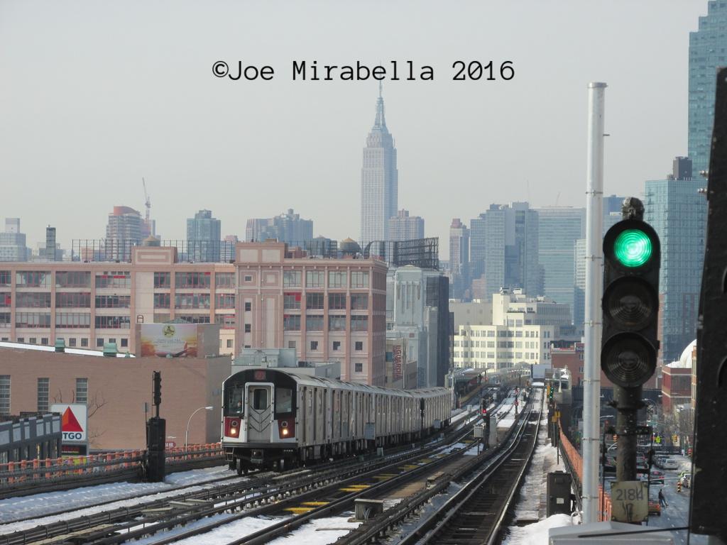 (283k, 1024x768)<br><b>Country:</b> United States<br><b>City:</b> New York<br><b>System:</b> New York City Transit<br><b>Line:</b> IRT Flushing Line<br><b>Location:</b> 40th Street/Lowery Street<br><b>Route:</b> 7<br><b>Car:</b> R-188 (R-142A Conversion, Kawasaki, 1999-2002) 7280 <br><b>Photo by:</b> Joe Mirabella<br><b>Date:</b> 1/26/2016<br><b>Viewed (this week/total):</b> 1 / 1177