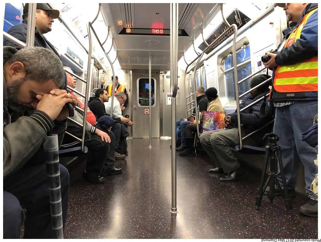 (351k, 1044x788)<br><b>Country:</b> United States<br><b>City:</b> New York<br><b>System:</b> New York City Transit<br><b>Route:</b> J<br><b>Car:</b> R-179 (Bombardier, 2016-2019) 3058 <br><b>Photo by:</b> Max Diamond<br><b>Date:</b> 11/19/2017<br><b>Notes:</b> First day of service; 30 day in-service testing.<br><b>Viewed (this week/total):</b> 7 / 2117
