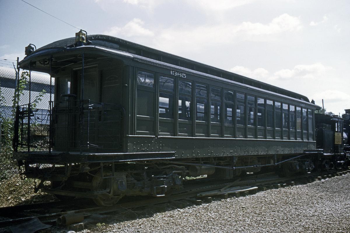 (469k, 1200x800)<br><b>Country:</b> United States<br><b>City:</b> St. Louis, MO<br><b>System:</b> Museum of Transportation (St. Louis)<br><b>Car:</b> BMT Elevated Gate Car 1365 <br><b>Collection of:</b> David Pirmann<br><b>Viewed (this week/total):</b> 9 / 360
