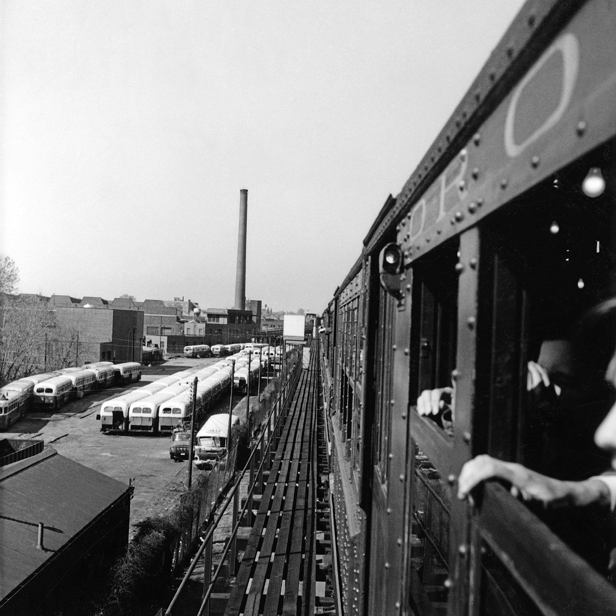 (511k, 1200x1200)<br><b>Country:</b> United States<br><b>City:</b> New York<br><b>System:</b> New York City Transit<br><b>Line:</b> BMT Culver Line<br><b>Location:</b> Avenue X<br><b>Route:</b> Fan Trip<br><b>Car:</b> Low-V (Museum Train)  <br><b>Collection of:</b> David Pirmann<br><b>Date:</b> 4/6/1968<br><b>Viewed (this week/total):</b> 0 / 342