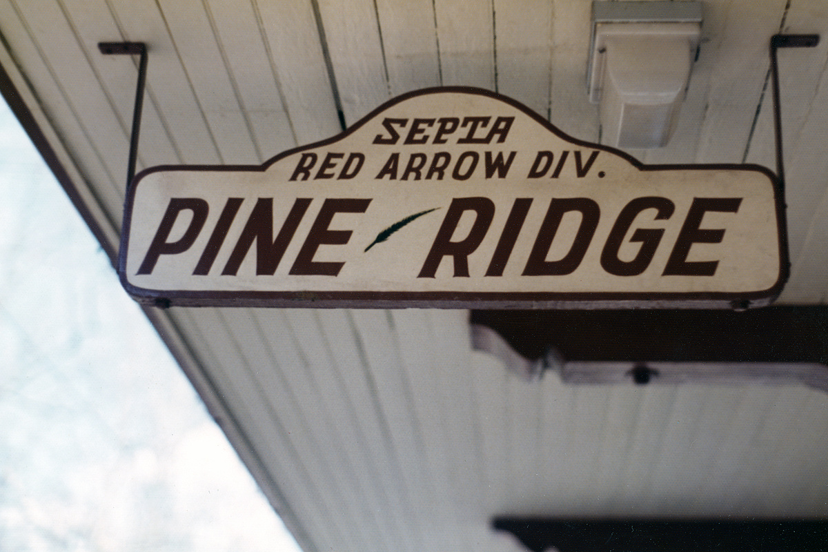 (400k, 1200x800)<br><b>Country:</b> United States<br><b>City:</b> Philadelphia, PA<br><b>System:</b> SEPTA (or Predecessor)<br><b>Line:</b> Rt. 101-Media<br><b>Location:</b> Pine Ridge<br><b>Photo by:</b> Ralph Curcio<br><b>Collection of:</b> David Pirmann<br><b>Date:</b> 1974<br><b>Viewed (this week/total):</b> 3 / 88