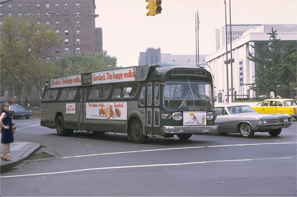 (188k, 1024x679)<br><b>Country:</b> United States<br><b>City:</b> New York<br><b>System:</b> MABSTOA<br><b>Location:</b> Broadway & 65 St<br><b>Route:</b> RT M7<br><b>Car:</b>  8773 <br><b>Photo by:</b> Joe Testagrose<br><b>Date:</b> 9/2/1973<br><b>Viewed (this week/total):</b> 1 / 900