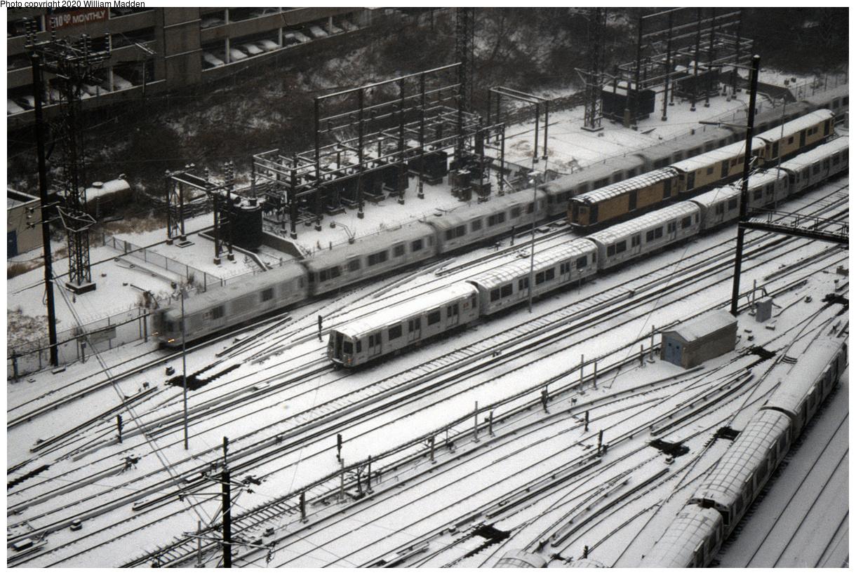 (650k, 1220x820)<br><b>Country:</b> United States<br><b>City:</b> Jersey City, NJ<br><b>System:</b> PATH<br><b>Location:</b> Journal Square Yard<br><b>Photo by:</b> William J. Madden<br><b>Collection of:</b> David Pirmann<br><b>Date:</b> 1/8/1999<br><b>Viewed (this week/total):</b> 1 / 151
