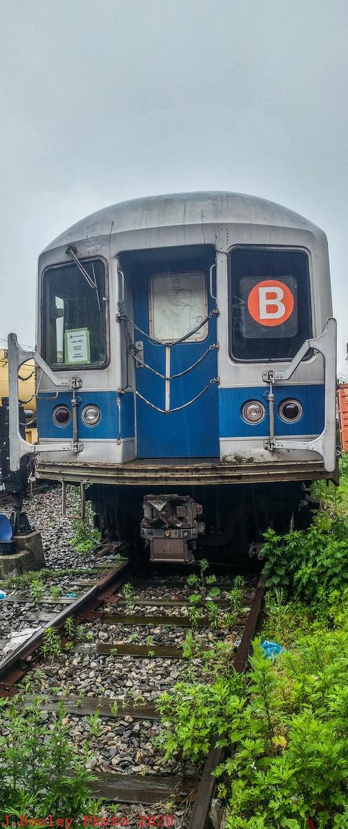 (305k, 503x1199)<br><b>Country:</b> United States<br><b>City:</b> New York<br><b>System:</b> New York City Transit<br><b>Location:</b> Coney Island Yard<br><b>Car:</b> R-42 (St. Louis, 1969-1970) 4665 <br><b>Photo by:</b> John Dooley<br><b>Date:</b> 6/20/2019<br><b>Viewed (this week/total):</b> 11 / 764