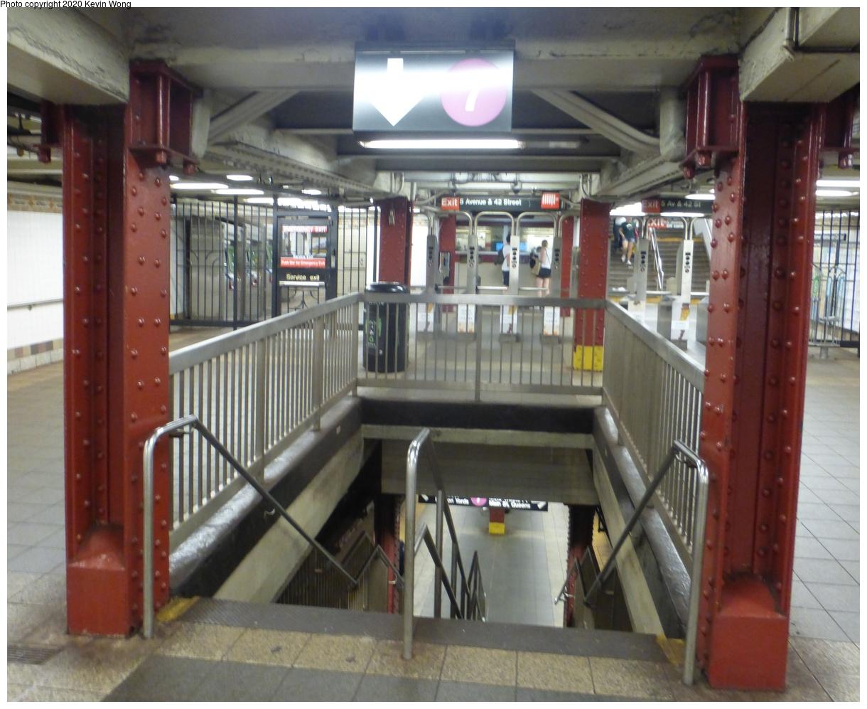 (395k, 1220x997)<br><b>Country:</b> United States<br><b>City:</b> New York<br><b>System:</b> New York City Transit<br><b>Line:</b> IRT Flushing Line<br><b>Location:</b> 5th Avenue<br><b>Photo by:</b> Kevin Wong<br><b>Date:</b> 7/1/2018<br><b>Viewed (this week/total):</b> 0 / 227