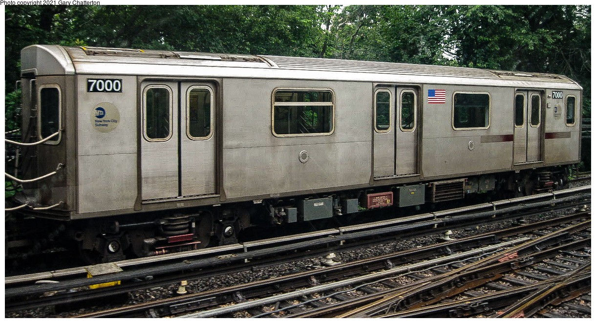 (480k, 1220x661)<br><b>Country:</b> United States<br><b>City:</b> New York<br><b>System:</b> New York City Transit<br><b>Line:</b> IRT Dyre Ave. Line<br><b>Location:</b> Dyre Avenue<br><b>Route:</b> 5<br><b>Car:</b> R-142 (Option Order, Bombardier, 2002-2003) 7000 <br><b>Photo by:</b> Gary Chatterton<br><b>Date:</b> 6/20/2009<br><b>Viewed (this week/total):</b> 15 / 98
