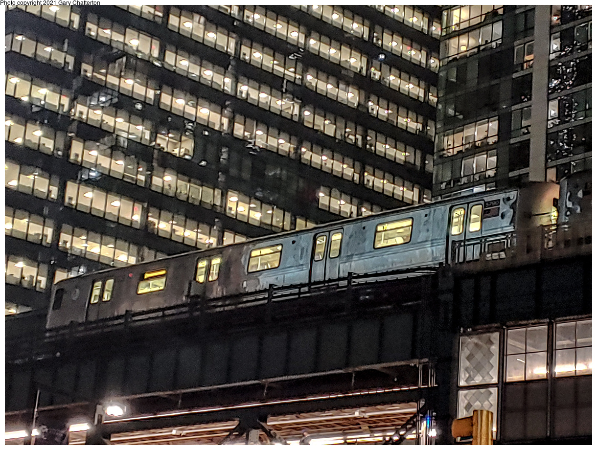 (574k, 1220x920)<br><b>Country:</b> United States<br><b>City:</b> New York<br><b>System:</b> New York City Transit<br><b>Line:</b> BMT Astoria Line<br><b>Location:</b> Queensborough Plaza<br><b>Route:</b> N<br><b>Car:</b> R-46 (Pullman-Standard, 1974-75) 5790 <br><b>Photo by:</b> Gary Chatterton<br><b>Date:</b> 10/23/2020<br><b>Viewed (this week/total):</b> 28 / 219