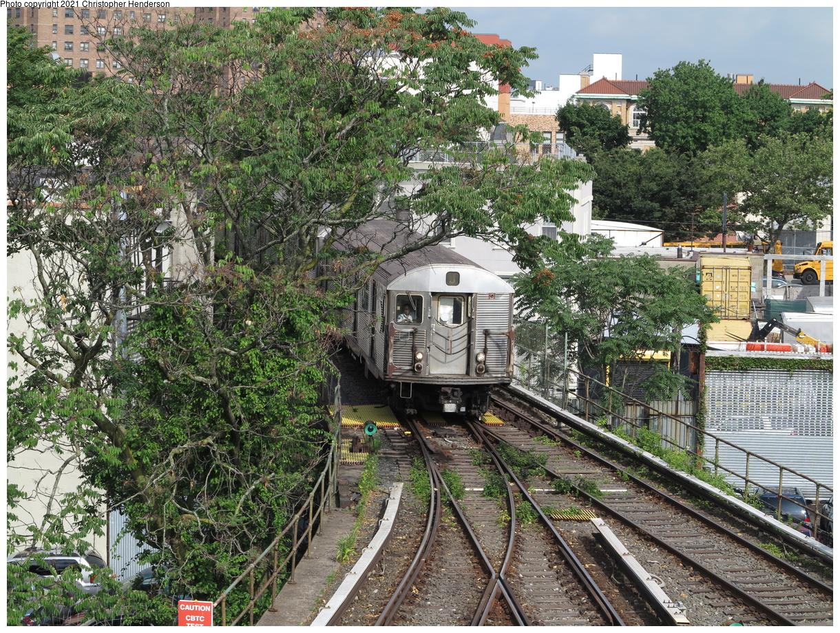 (777k, 1220x920)<br><b>Country:</b> United States<br><b>City:</b> New York<br><b>System:</b> New York City Transit<br><b>Location:</b> East New York Yard/Shops<br><b>Car:</b> R-32 (Budd, 1964) 3779 <br><b>Photo by:</b> Christopher Henderson<br><b>Date:</b> 7/1/2020<br><b>Viewed (this week/total):</b> 0 / 146