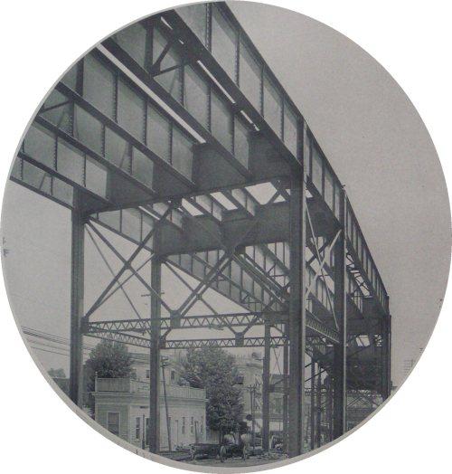 (45k, 500x524)<br><b>Country:</b> United States<br><b>City:</b> New York<br><b>System:</b> New York City Transit<br><b>Location:</b> Interborough Subway<br><b>Photo by:</b> IRT Company<br><b>Date:</b> 1904<br><b>Notes:</b> Four-column tower viaduct construction<br><b>Viewed (this week/total):</b> 1 / 5959