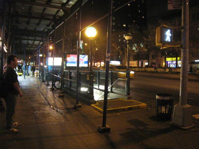 (59k, 640x480)<br><b>Country:</b> United States<br><b>City:</b> New York<br><b>System:</b> New York City Transit<br><b>Line:</b> IRT West Side Line<br><b>Location:</b> 103rd Street<br><b>Photo by:</b> David Blair<br><b>Date:</b> 4/1/2008<br><b>Viewed (this week/total):</b> 2 / 2065