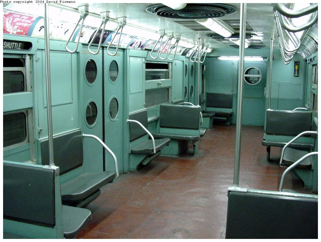 (129k, 1044x788)<br><b>Country:</b> United States<br><b>City:</b> New York<br><b>System:</b> New York City Transit<br><b>Location:</b> New York Transit Museum<br><b>Car:</b> R-11 (Budd, 1949) 8013 <br><b>Photo by:</b> David Pirmann<br><b>Date:</b> 3/12/2000<br><b>Viewed (this week/total):</b> 9 / 22340