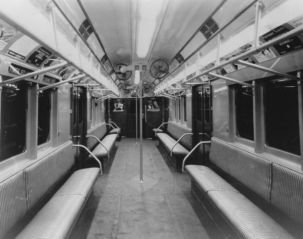 (191k, 1024x808)<br><b>Country:</b> United States<br><b>City:</b> New York<br><b>System:</b> New York City Transit<br><b>Car:</b> R-12 (American Car & Foundry, 1948) 5760 <br><b>Photo by:</b> NYCTA File Photo<br><b>Collection of:</b> Charles Fiori<br><b>Viewed (this week/total):</b> 0 / 11016