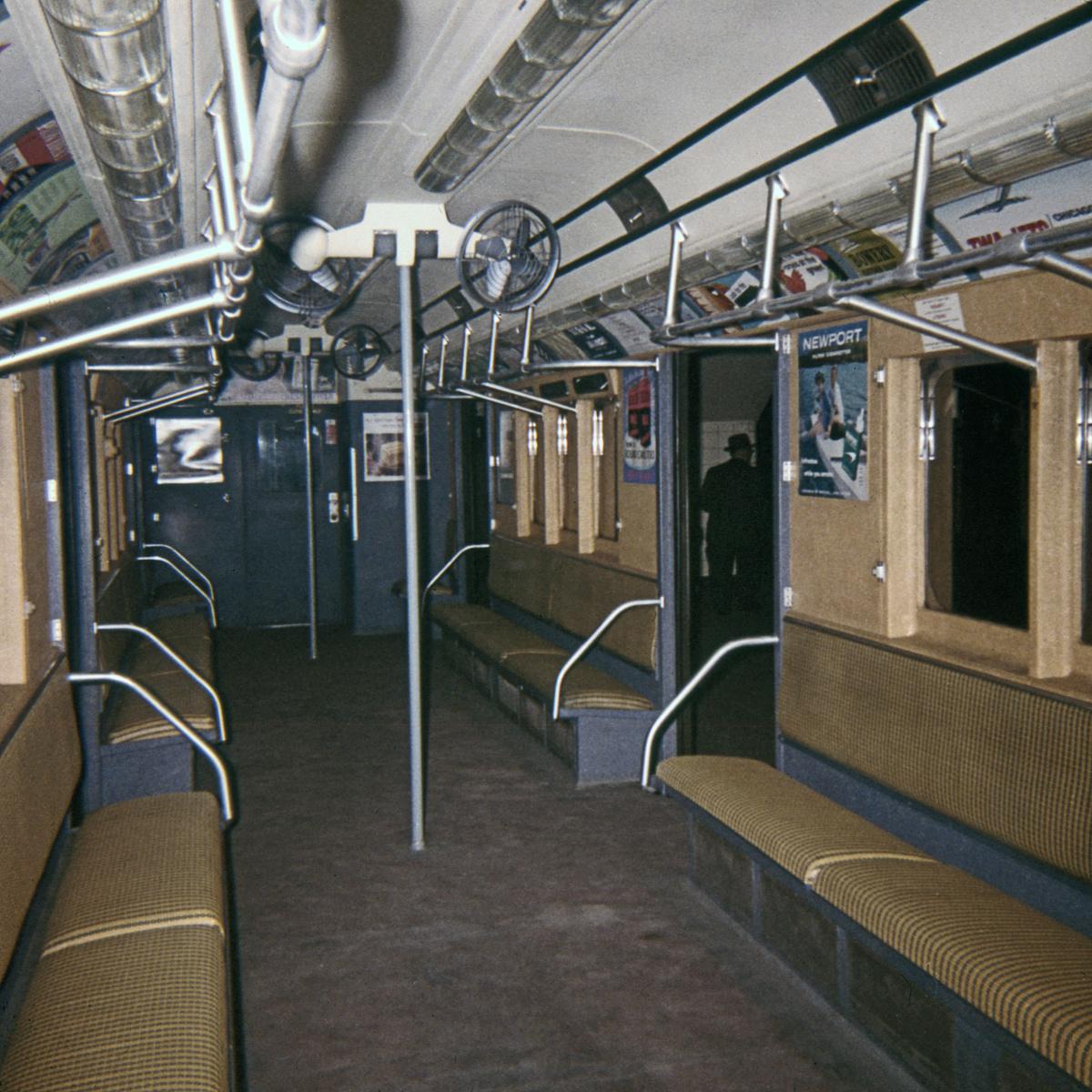 (711k, 1200x1200)<br><b>Country:</b> United States<br><b>City:</b> New York<br><b>System:</b> New York City Transit<br><b>Line:</b> IRT Flushing Line<br><b>Car:</b> R-14 (American Car & Foundry, 1949) 5837 <br><b>Collection of:</b> David Pirmann<br><b>Date:</b> 4/30/1962<br><b>Viewed (this week/total):</b> 14 / 16579