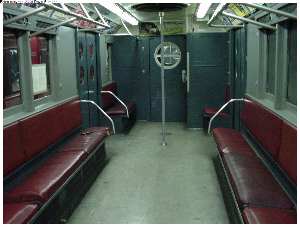(165k, 1044x788)<br><b>Country:</b> United States<br><b>City:</b> New York<br><b>System:</b> New York City Transit<br><b>Location:</b> New York Transit Museum<br><b>Car:</b> R-15 (American Car & Foundry, 1950) 6239 <br><b>Photo by:</b> David Pirmann<br><b>Date:</b> 3/12/2000<br><b>Viewed (this week/total):</b> 10 / 20093